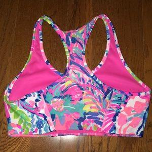 c1f3eab44530b Lilly Pulitzer Intimates   Sleepwear - Lilly Pulitzer Jaydea Sports Bra - Gumbo  Limbo